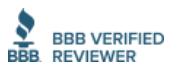 BBB verified reviewer